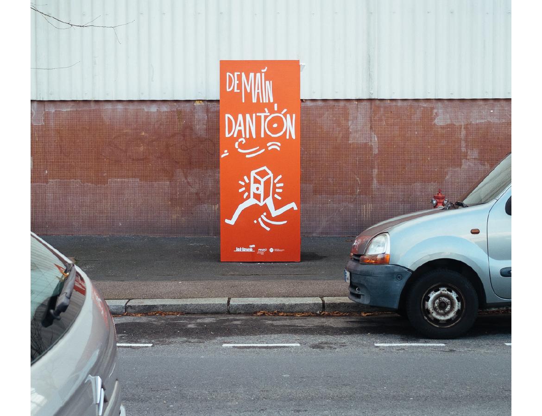 Demain Danton, collectif intro agence de communnication