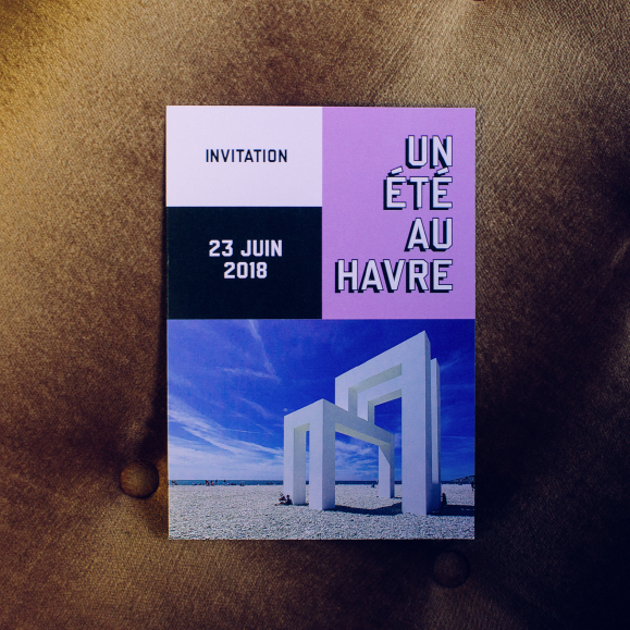 Un été au Havre, collectif intro agence de communnication